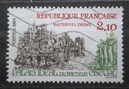 Poštovní známka Francie 1984 Palais Idéal, Hauterives Mi# 2453