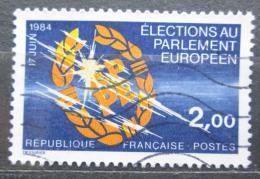 Poštovní známka Francie 1984 Volby do Evropského parlamentu Mi# 2432