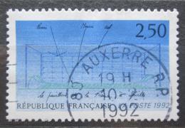 Poštovní známka Francie 1992 EXPO Sevilla Mi# 2882