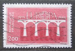 Poštovní známka Francie 1984 Evropa CEPT Mi# 2441