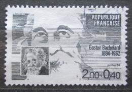 Poštovní známka Francie 1984 Gaston Bachelard, filozof Mi# 2452