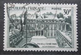 Poštovní známka Francie 1959 Elysejský palác Mi# 1232