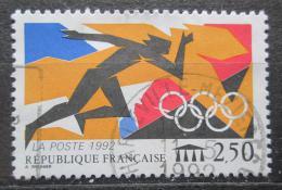 Poštovní známka Francie 1992 LOH Barcelona Mi# 2890