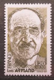 Poštovní známka Francie 1981 Louis Armand Mi# 2265