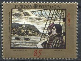 Poštovní známka Azory 1992 Evropa CEPT, objevení Ameriky Mi# 425 Kat 6€
