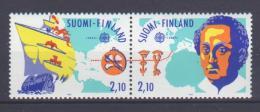 Poštovní známky Finsko 1992 Evropa CEPT, objevení Ameriky Mi# 1178-79 Kat 5€