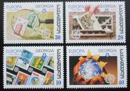 Poštovní známky Gruzie 2006 Evropa CEPT, 50. výroèí Mi# 507-10