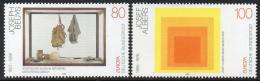 Poštovní známky Nìmecko 1993 Evropa CEPT, moderní umìní Mi# 1673-74