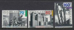 Poštovní známky Nizozemí 1993 Evropa CEPT, moderní umìní Mi# 1481-83
