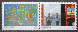 Poštovní známky Portugalsko 1993 Evropa CEPT, moderní umìní Mi# 1959-60 Kat 5€