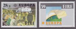 Poštovní známky Irsko 1988 Evropa CEPT, transport Mi# 650-51 Kat 5.50€