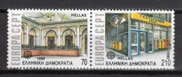 Poštovní známky Øecko 1990 Evropa CEPT, pošty Mi# 1742-43 A Kat 8€
