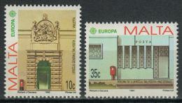 Poštovní známky Malta 1990 Evropa CEPT, pošty Mi# 831-32