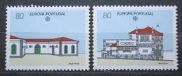 Poštovní známky Portugalsko 1990 Evropa CEPT, pošty Mi# 1822-23 Kat 7.50€
