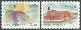 Poštovní známky Finsko 1990 Evropa CEPT, pošty Mi# 1108-09