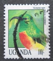 Poštovní známka Uganda 1992 Strdimil královský Mi# 1144