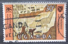 Poštovní známka Uganda 1967 Umìní, Joseph Mayo Mi# 101