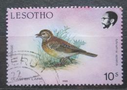 Poštovní známka Lesotho 1988 Skøívan tleskavý Mi# 681 A