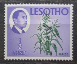 Poštovní známka Lesotho 1967 Kukuøice Mi# 25