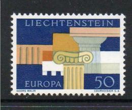 Poštovní známka Lichtenštejnsko 1963 Evropa CEPT Mi# 431