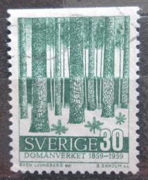 Poštovní známka Švédsko 1959 Les Mi# 451 Do