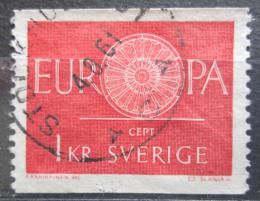 Poštovní známka Švédsko 1960 Evropa CEPT Mi# 464