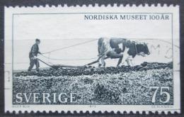 Poštovní známka Švédsko 1973 Oráè Mi# 815