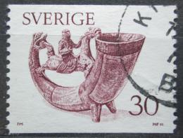 Poštovní známka Švédsko 1976 Roh Mi# 956 x