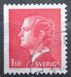 Poštovní známka Švédsko 1977 Král Karel XVI. Gustav Mi# 902 xDl