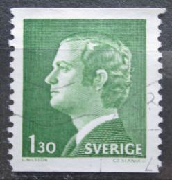 Poštovní známka Švédsko 1978 Král Karel XVI. Gustav Mi# 935 xA