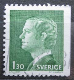 Poštovní známka Švédsko 1978 Král Karel XVI. Gustav Mi# 935 xDr