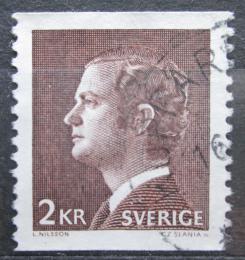 Poštovní známka Švédsko 1980 Král Karel XVI. Gustav Mi# 1114 A