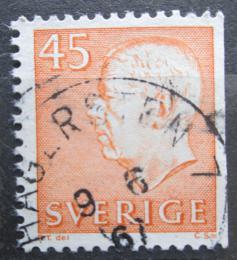 Poštovní známka Švédsko 1964 Král Gustav VI. Adolf Mi# 523 Dr