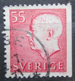 Poštovní známka Švédsko 1969 Král Gustav VI. Adolf Mi# 631 Dr