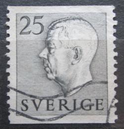 Poštovní známka Švédsko 1951 Král Gustav VI. Adolf Mi# 359 A