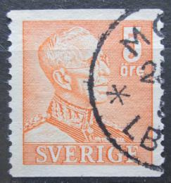 Poštovní známka Švédsko 1948 Král Gustav V. Mi# 332 x A