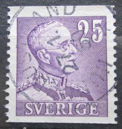 Poštovní známka Švédsko 1948 Král Gustav V. Mi# 333 xA