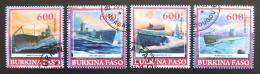Poštovní známky Burkina Faso 2019 Ponorky Mi# N/N