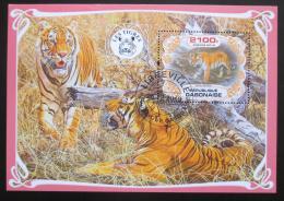Poštovní známka Gabon 2019 Tygøi Mi# N/N