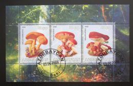 Poštovní známky Azerbajdžán 2008 Houby Mi# N/N