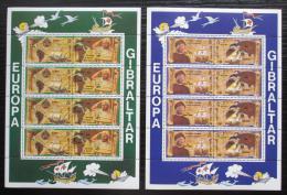 Poštovní známky Gibraltar 1992 Evropa CEPT, objevení Ameriky Mi# 638-41 Kat 30€