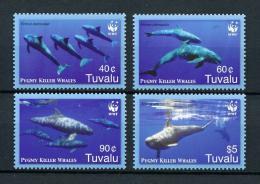 Poštovní známky Tuvalu 2006 Fereza malá, WWF Mi# 1307-10 Kat 13.50€