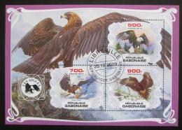 Poštovní známky Gabon 2019 Orli Mi# N/N