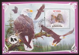 Poštovní známka Gabon 2019 Orli Mi# N/N