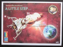 Poštovní známka Grenada Gren. 2000 Prùzkum vesmíru Mi# Block 474 Kat 7€