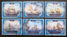 Poštovní známky Mali 2017 Staré plachetnice Mi# N/N