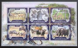 Poštovní známky Mali 2017 Africká fauna Mi# N/N