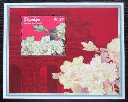 Poštovní známka Penrhyn 2011 Pivoòky Mi# Block 97 Kat 13€
