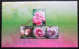 Poštovní známky Cookovy ostrovy 2011 Pivoòky Mi# Block 227