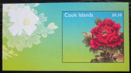 Poštovní známka Cookovy ostrovy 2011 Pivoòky Mi# Block 228 Kat 15€